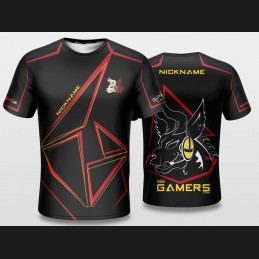 666-Gamers Jersey