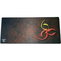 666-Gamers Mousepad old-design