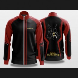666-Gamers Jacket