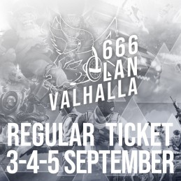 666-LAN public ticket